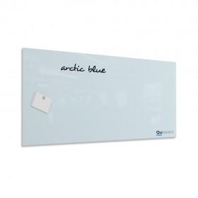 Arktická modrá magnetická sklenená tabuľa LABORO