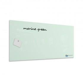Morská zelená magnetická sklenená tabuľa LABORO
